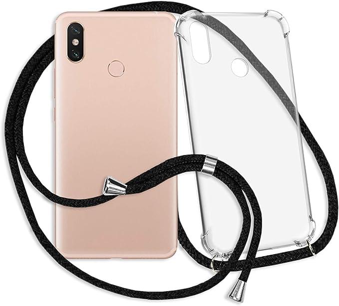 mtb more energy® Collar Smartphone para Xiaomi Mi MAX 3 (6.9 ...