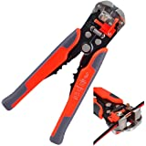 Cymuros Fat Max Pinze Spelafili Automatiche Tools 8-Inch Self-Adjusting Automatic Wire and Cable Stripper Cutters Crimper Stranded Wire Cutting for Industry