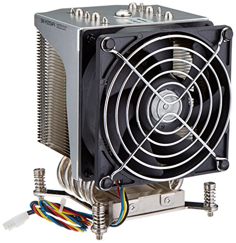 - Supermicro 4U Active CPU Heatsink Cooling for X9 UP/DP Systems SNK-P0050AP4