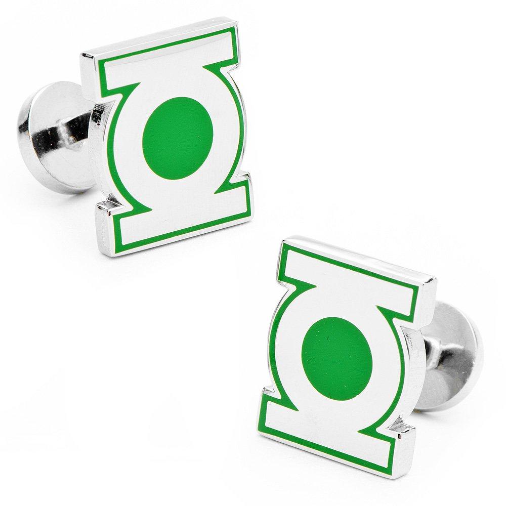 DC Comics Originals Green Lantern Symbol Logo Manschettenknöpfe Cufflinks Inc DC-GRNL-SL