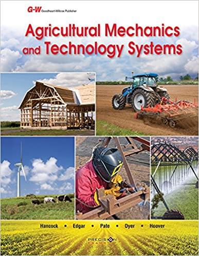 Agricultural Mechanics And Technology Systems J P Hancock