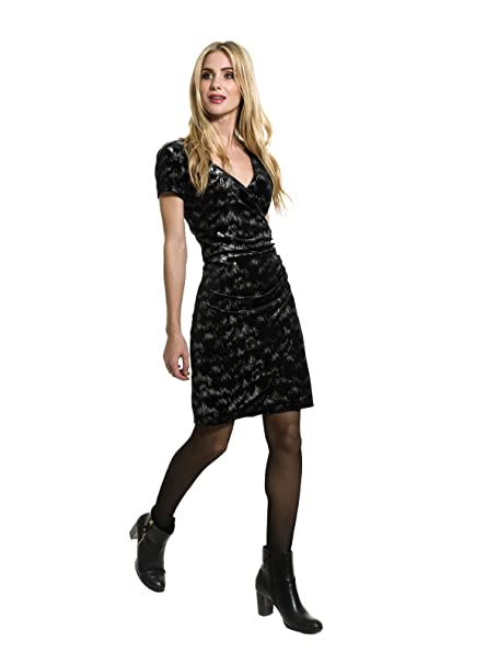 Avelina, Vestido básico para Mujer: Amazon.es: Ropa y accesorios