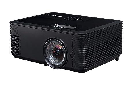 InFocus IN136ST DLP WXGA 4000 Lumens Short Throw, 3X HDMI, VGA, 3D and Wi-Fi Ready TechStation Projector