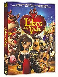 El Libro De La Vida [DVD]: Amazon.es: Animación, Jorge R. Gutiérrez, Brad Booker