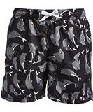 Kanu Surf Men's Capri Swim Trunks (Regular & Extended Sizes)
