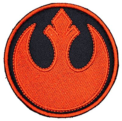 "3"" Rebel Alliance Emblem Embroidered Velcro Patch Tactical"