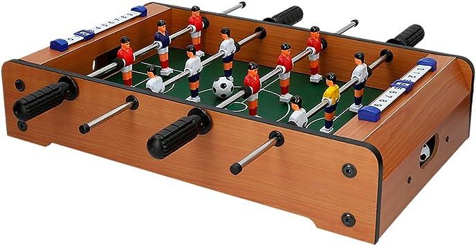 ColorBaby - Futbolín madera para mesa CBGames (28513 ...