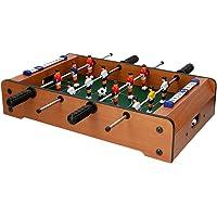ColorBaby - Futbolín madera para mesa CBGames