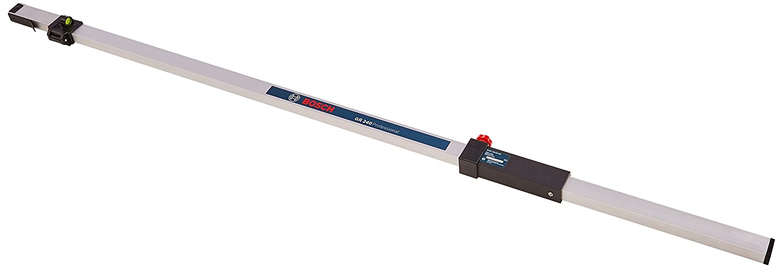 Regla graduada para nivel l/áser y /óptico 2,4 m, extra/íble, en caja Bosch Professional GR 240