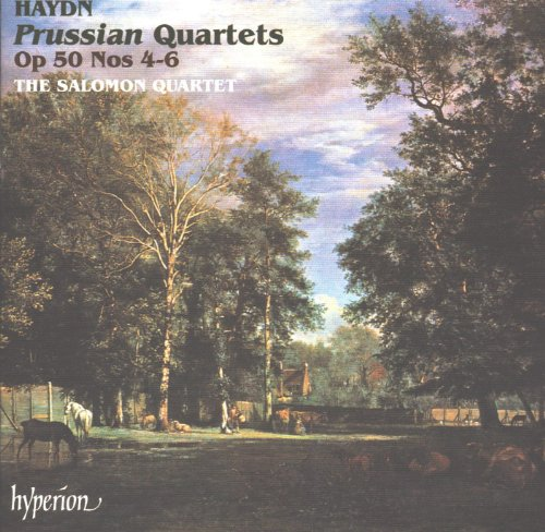 Price comparison product image Haydn: Prussian Quartets, Op. 50, Nos. 4-6