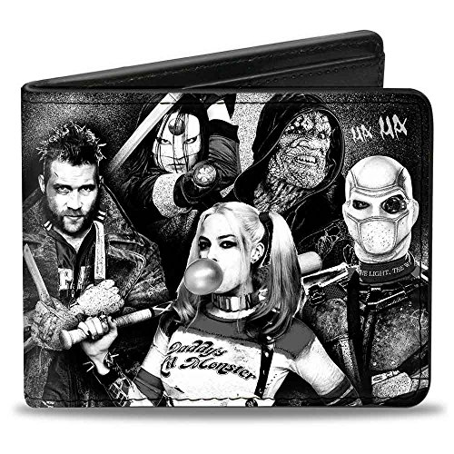 Buckle-Down Men's Wallet (Suicide Squad Enchantress Costume)