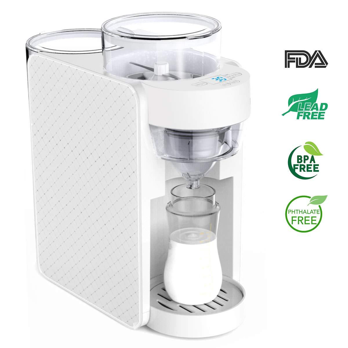 Fy-Light Smart Formula Maker Instant Baby Milk Powder Brewing Machine Automatic Milk Dispenser Intelligent Milking Mixer by Fy-Light