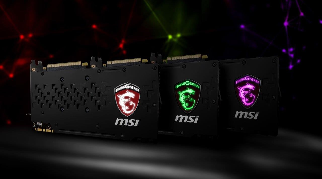 MSI GeForce GTX 1070 Gaming Z 8G Black Friday Deal