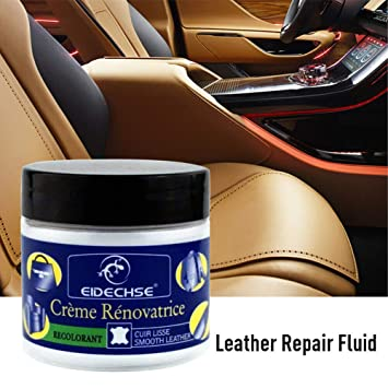 Delidraw Autositz Sofa Löcher Leder Vinyl Repair Filler