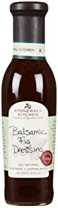 Stonewall Kitchen Dressing, Balsamic Fig, 11 oz