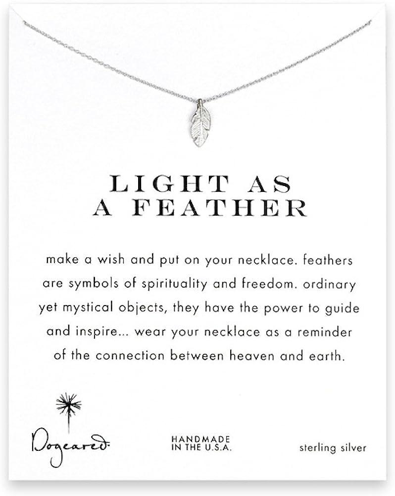 Amazon Com Dogeared Reminder Silver Wish Wishbone Chain Necklace 16 Jewelry