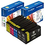PrintOxe™ Compatible for 950XL & 951XL Two Sets of Ink Cartridges for 950 & 951 (2 Black, 2 Cyan, 2 Magenta, 2 Yellow) 950 & 951 NOT Compatible with: OfficeJet Pro 8610 OfficeJet Pro 8615 OfficeJet Pro 8620 OfficeJet Pro 8625 OfficeJet Pro 8630 . Compatible with OfficeJet Pro 251dw OfficeJet Pro 276dw MFP OfficeJet Pro 8100 OfficeJet Pro 8600 - N911a - CM749A OfficeJet Pro 8600 Plus - N911g - CM750A OfficeJet Pro 8600 Premium - N911n OfficeJet Pro 8600A . Exclusively sold by PanContinent