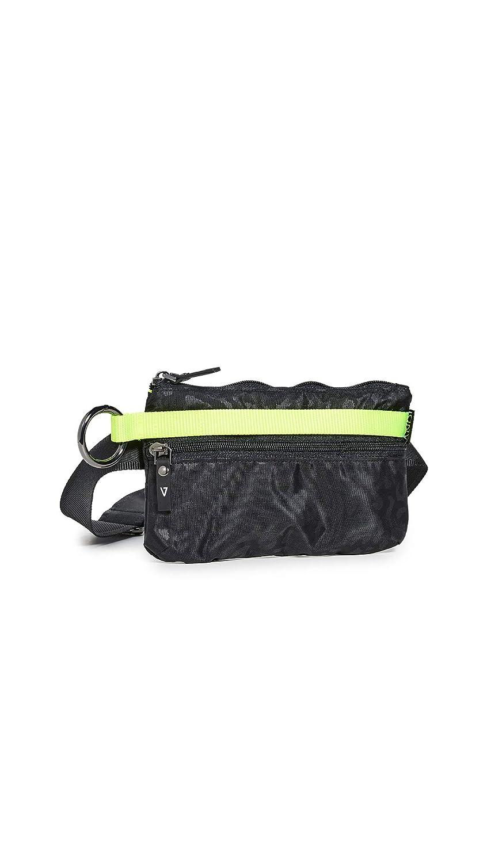 ea16dfe7bd ANDI Women's Urban Clutch Bag, Black Leopard/Yellow, One Size ...