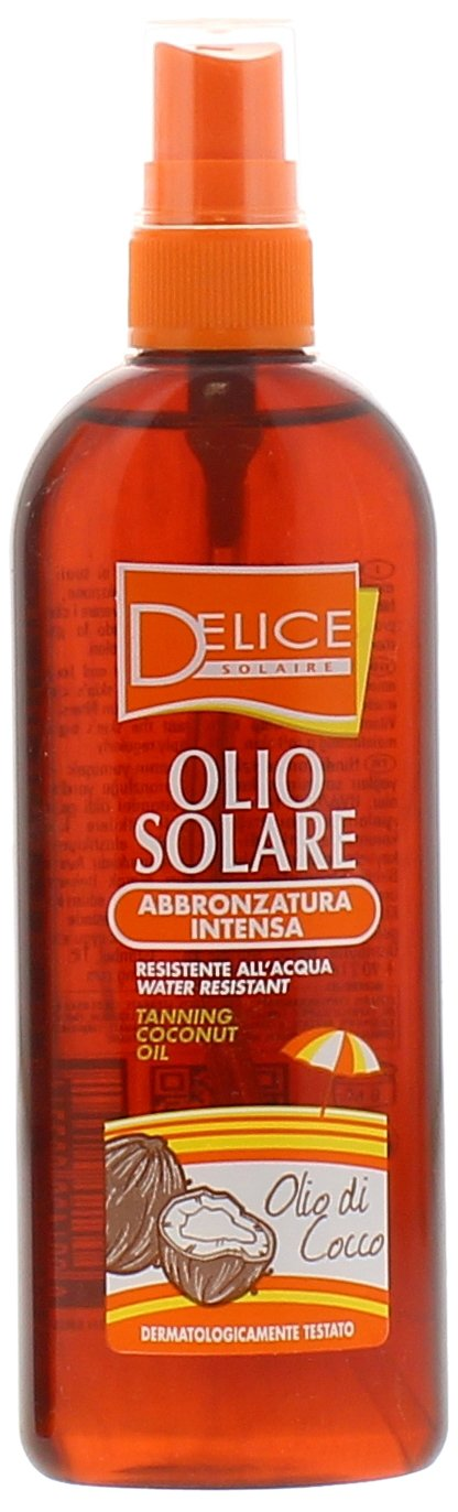 Delice Olio Spray Intes Cocco 150 Ml MIL MIL 76