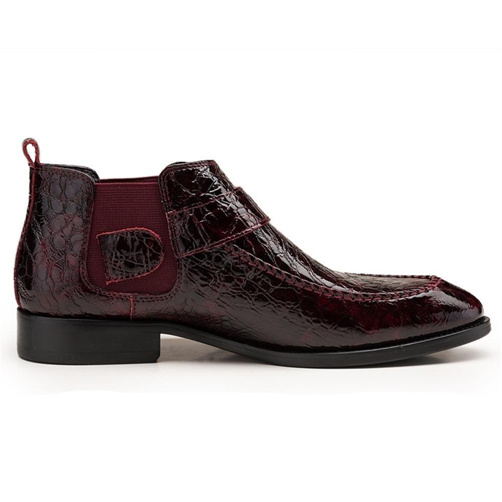 XIE Männer Patent Leder Schuhe Formal Geschäft Hochzeit Weich Schwarz Schlüpfen Spitz Zehe Weich Hochzeit Oxford Zum Männer Party Größe 38-44 - ebdbd1