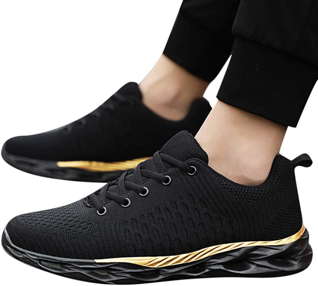 zitan Sport Shoes Lightweight Breathable Shoes Casual Shoes Unisex Cushioning Speed Quick Drying Easy Walking Mesh Sports Shoe