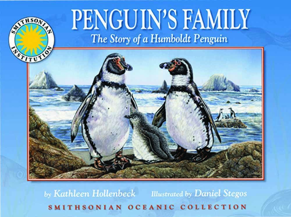 Penguin's Family: The Story of a Humboldt Penguin - a Smithsonian Oceanic Collection Book (Mini book) pdf