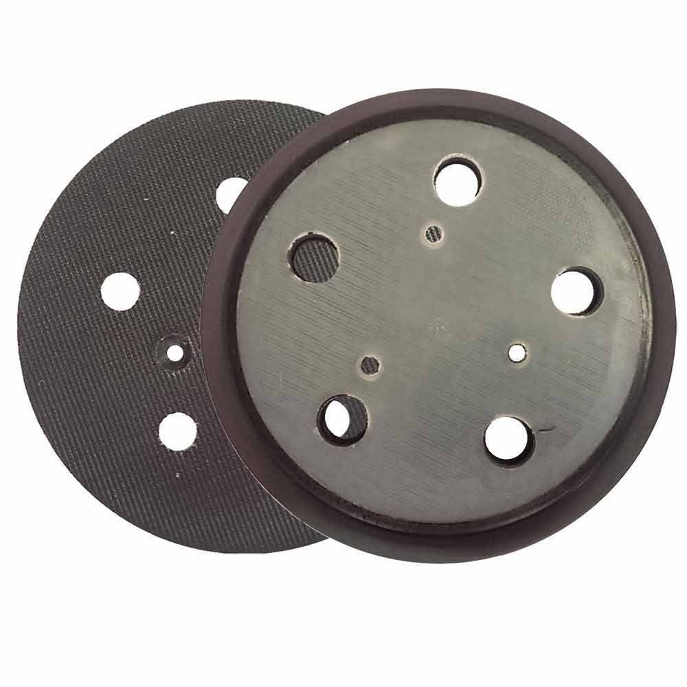 Superior Electric RSP29 5 Inch Sander Pad - Hook and Loop Replaces Porter Cable OE # 13904 / 13909 (2 Pack) by Superior Electric