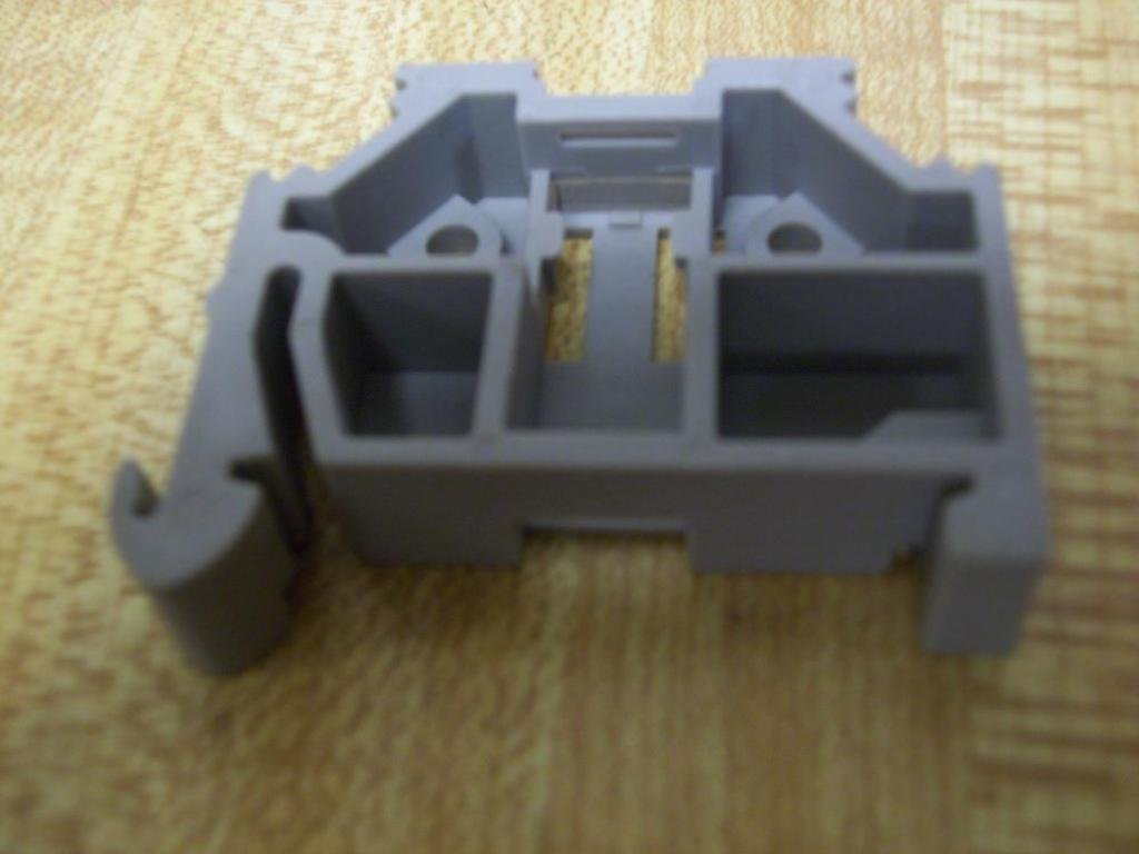 Pack of 25 Wago 249-116 Terminal Block End Stop