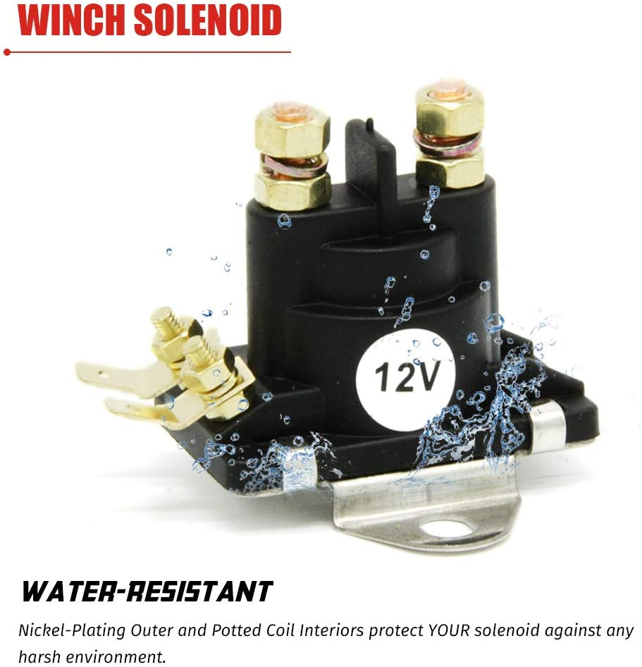 89-96158T 89-818864T 89-96158T 12V Starter/Power Trim Solenoid ...