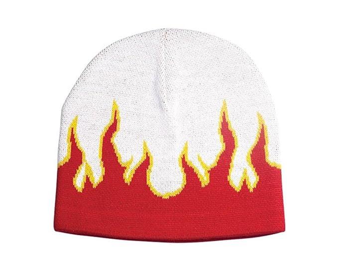 4f3bdf9699a Flame ON Fleece Beanie Cap