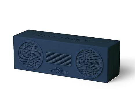 Lexon la101bf7 altavoz Bluetooth recargable para teléfono/ordenador portátil/Tablet Azul Oscuro