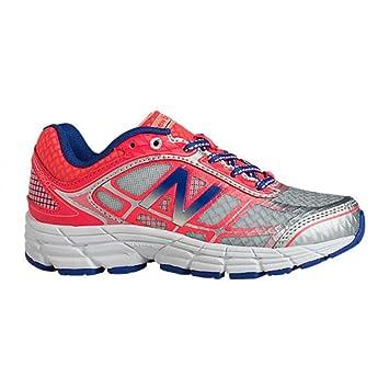 New Balance 860 V4 Niño Zapatillas Running Rosa/Plata: Amazon.es: Deportes y aire libre