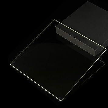 Heke - Placa de Cristal de borosilicato para Impresora 3D ...