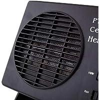 ZChun - Ventilador eléctrico y Calefactor portátil 2