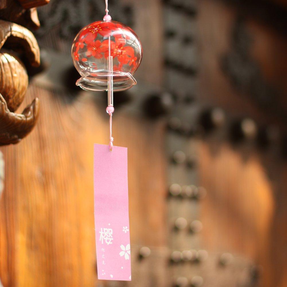 campana de viento de japon