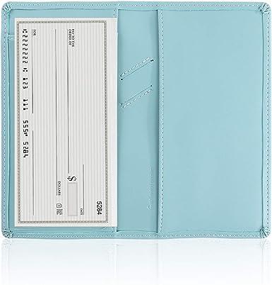 Green Checkbook Handmade Checkbook Wallet Checkbook Case Checkbook Cover Checkbook sleeve