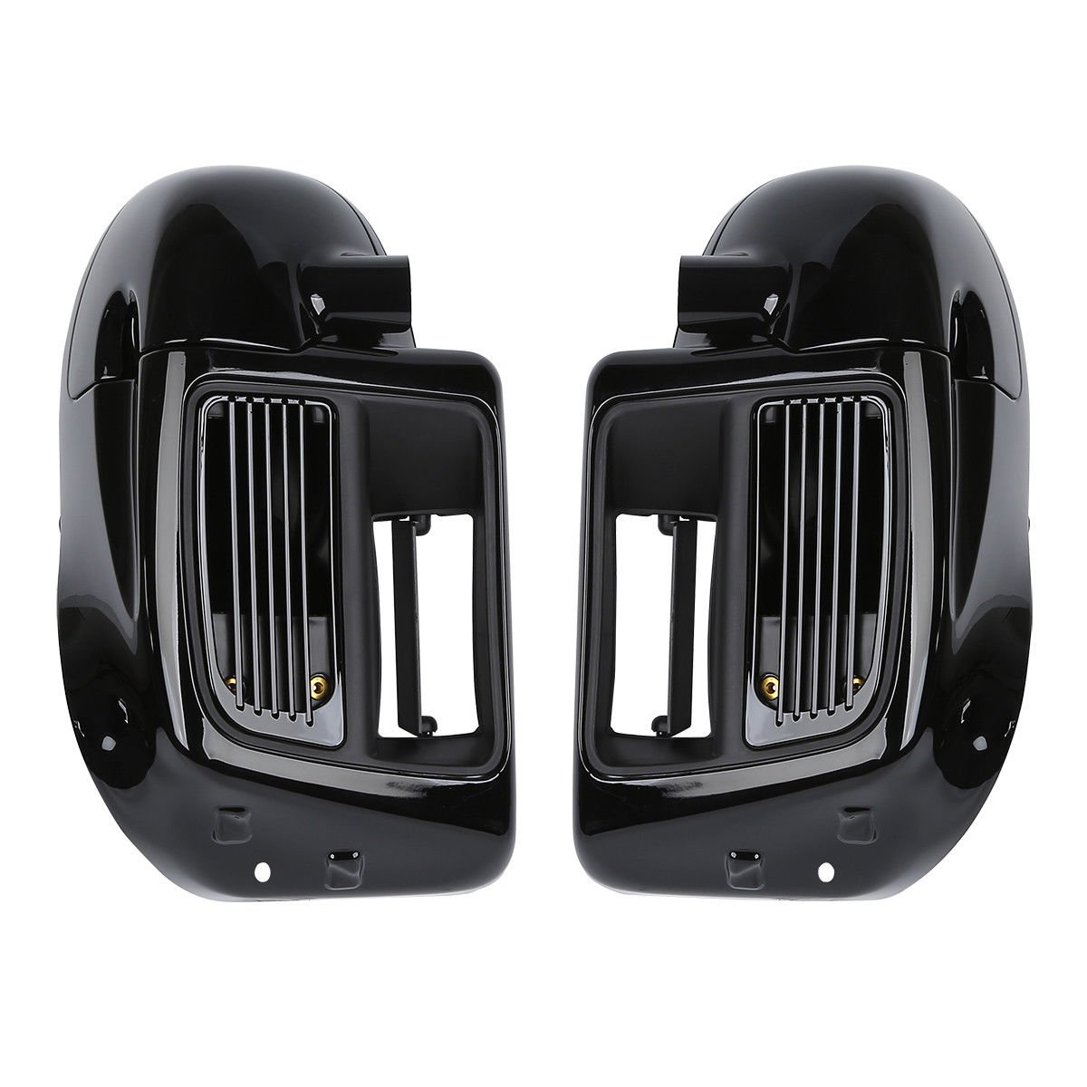 XFMT Lower Vented Fairing For Harley Water-Cooled Touring Electra Street Glide 14-18