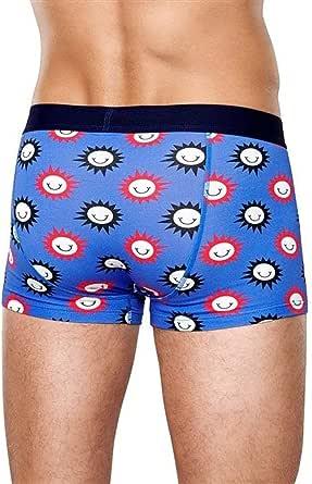 Happy Socks Sunny Smile Trunk Bañador para Hombre