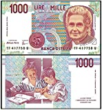 1990 IT GEM UNCIRC ITALY 1000 LIRE BILL
