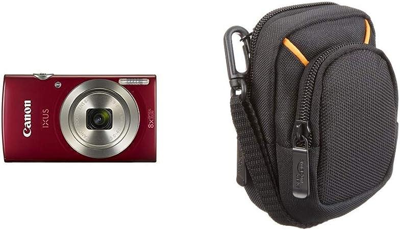Canon Ixus 185 Digitalkamera 2 7 Zoll Rot Amazon Kamera