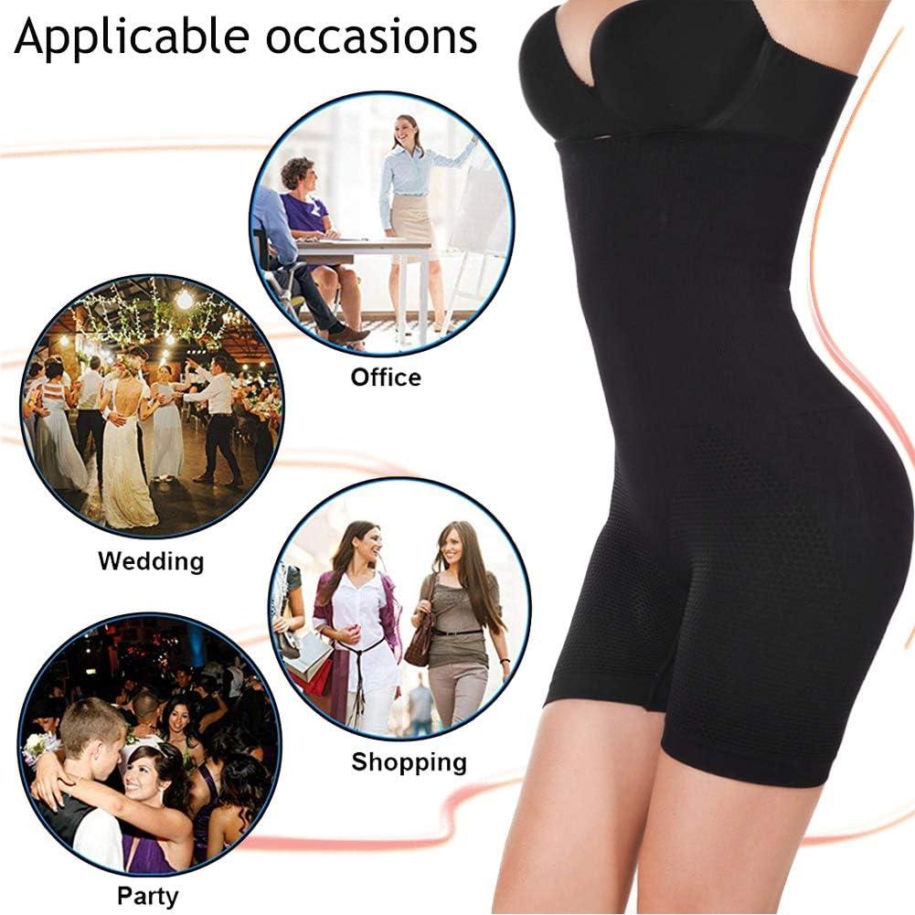 Ceestyle Gaine Amincissante Femme Invisible Body Taille Haute Gainant Bustiers Minceur Lingerie Sculptante Body Shaper Ventre Plat Combinaisons Sculptantes