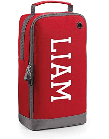 2f7bbf008 Personalised Football   Sports Ventilated Boot Bag With Custom Name Printed  On