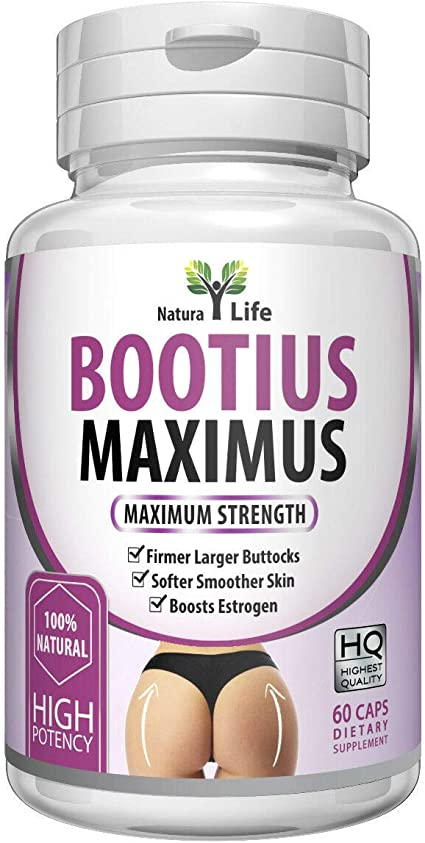 Amazon.com: BOOTIUS Maximus Butt Enhancement Cápsulas de ...