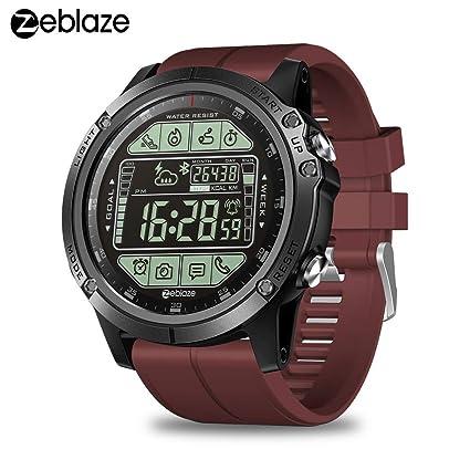 Amazon.com: Zeblaze Vibe 3S Smartwatch Outdoor Sports Smart ...