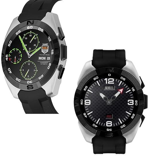 Amazon.com: G5 Smart Watch,Rucan Wrist Bluetooth Fashion New ...