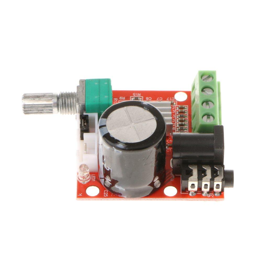 Gazechimp Mini Verstrker Stereo Elektronik Details About 12v Hifi Pam8610 Audio Amplifier Circuit