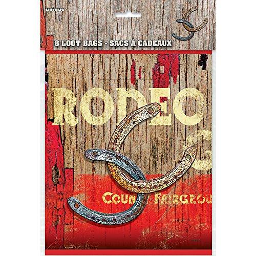 Rodeo Western Goodie Bags, ()