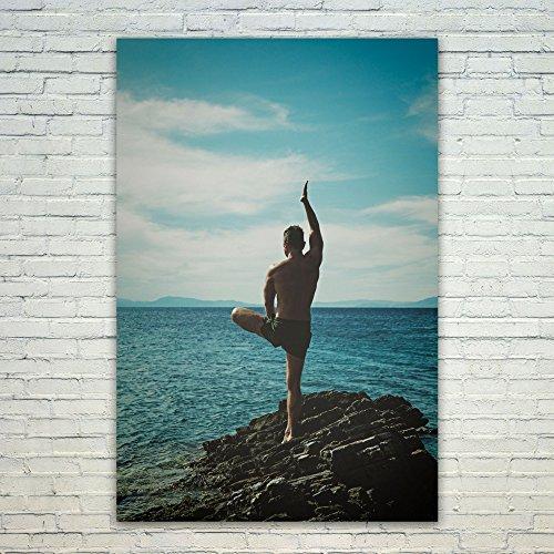 Westlake Art Poster Print Wall Art - Sea Sky - Modern Pictur