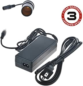 SLLEA 12V 5A AC//DC Adapter Charger for Data Model CP-1250 CP1250 Power Supply Cord PSU