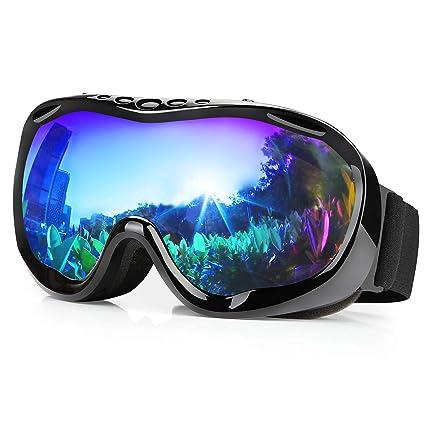 7f4e94081cbb Amazon.com   Heetik Ski Goggles